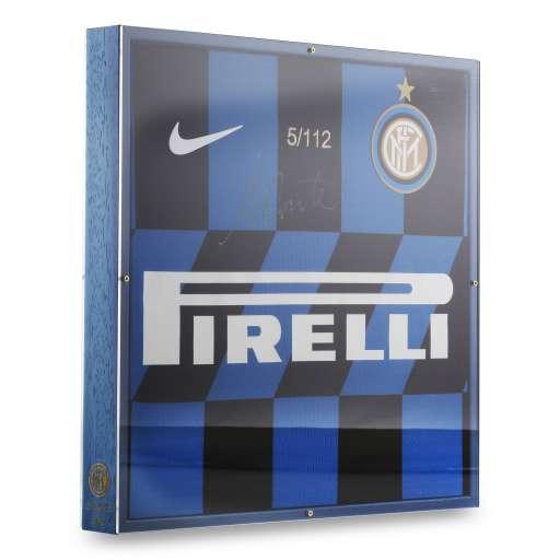 Inter Milan ra mắt hộp áo phiên bản giới hạn kỉ niệm 112 năm thành lập