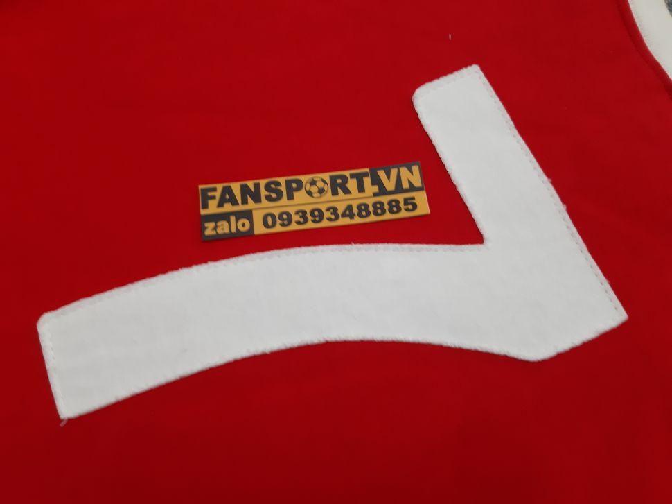 Áo đấu #7 Manchester United FA cup final 1963 home shirt jersey red