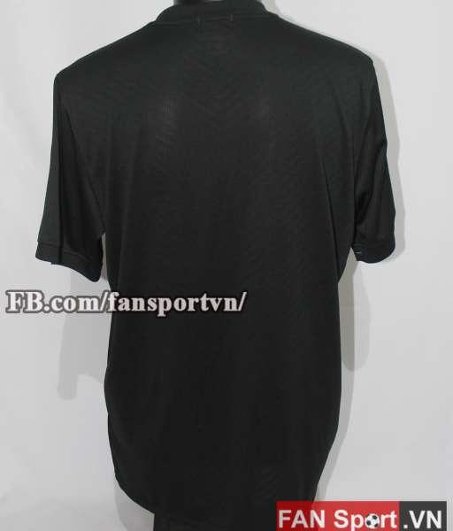 Áo đấu Manchester United 2009-2010 away shirt jersey black