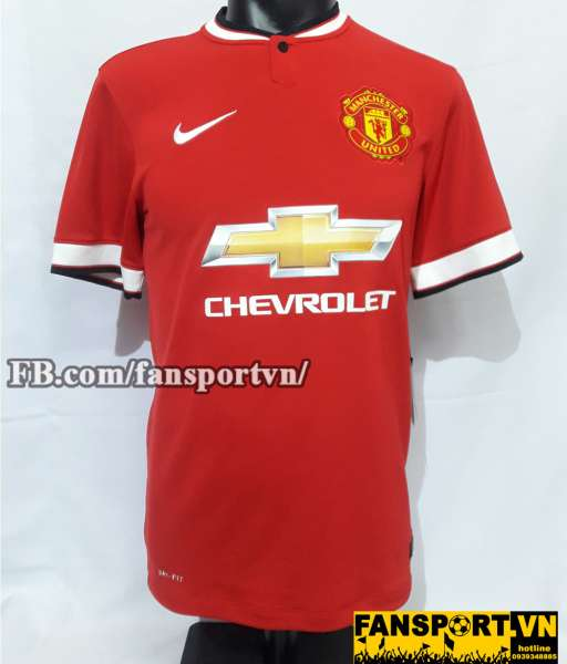 Áo đấu Januzaj #11 Manchester United 2014-2015 home shirt jersey red