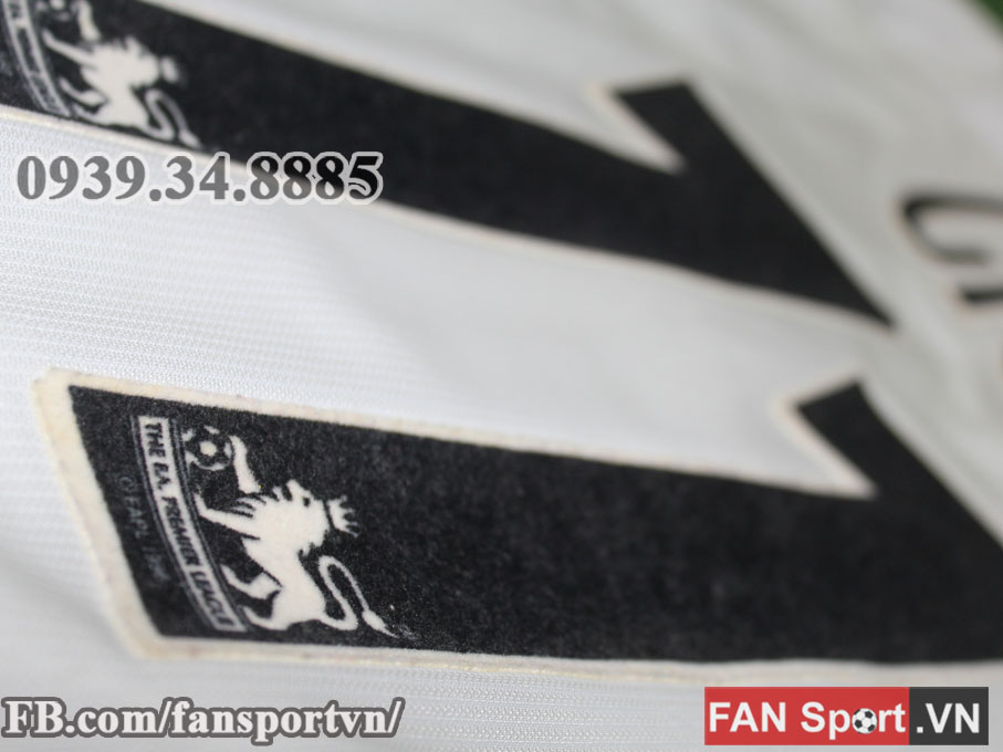 Áo đấu Giggs #11 Manchester United 1999-2000 third shirt jersey white
