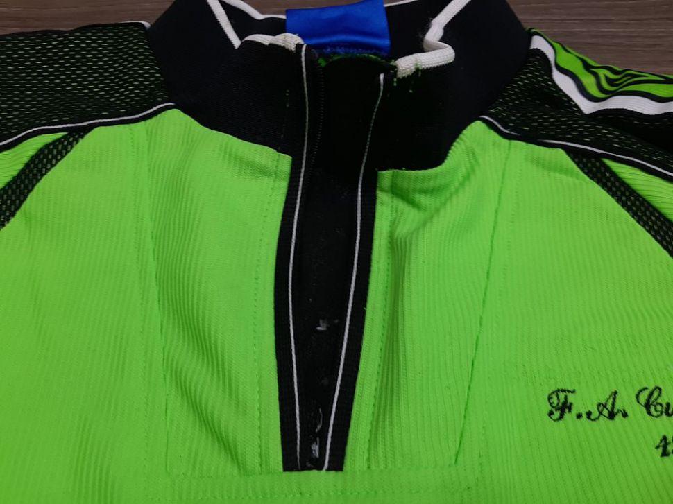 Áo Manchester United 1998-1999 home goalkeeper shirt jersey green