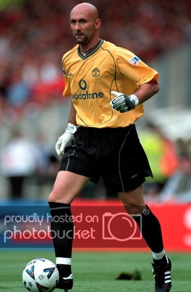 Áo Manchester United 2000-2001 third goalkeeper shirt jersey yellow
