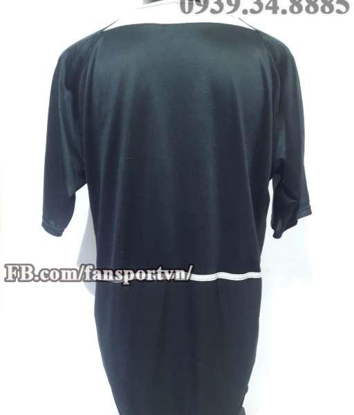 Áo Manchester United 2002-2004 home goalkeeper shirt jersey black