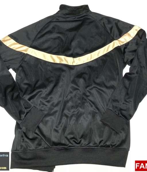 Áo khoác Manchester United 2009-2010 đen - jacket shirt jersey black