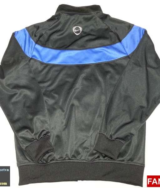 Áo khoác Manchester United 2009 - 2010 đen - jacket shirt jersey black