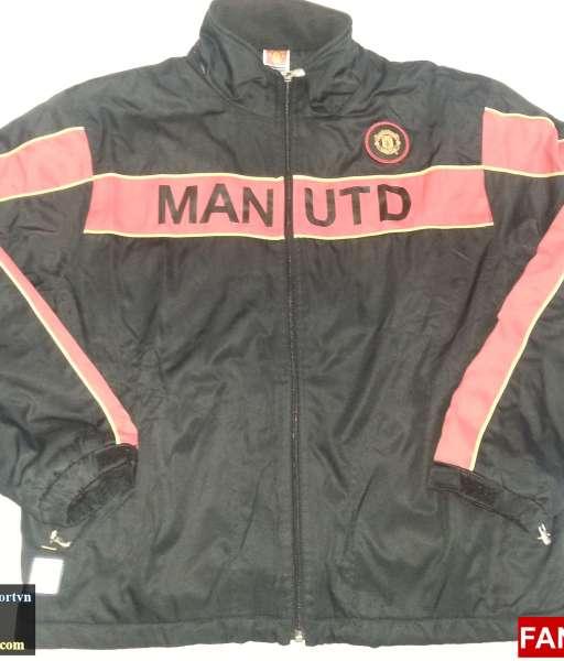 Áo khoác Manchester United đen - jacket shirt jersey black