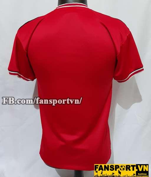 Áo đấu Manchester United 1984-1985-1986 home shirt jersey red