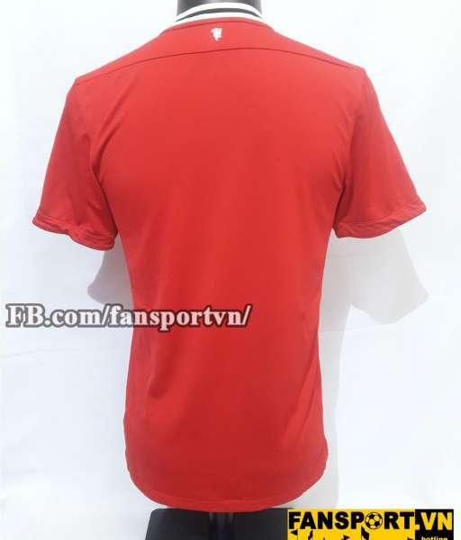 Áo đấu Manchester United testimonial Scholes 2011 home shirt red