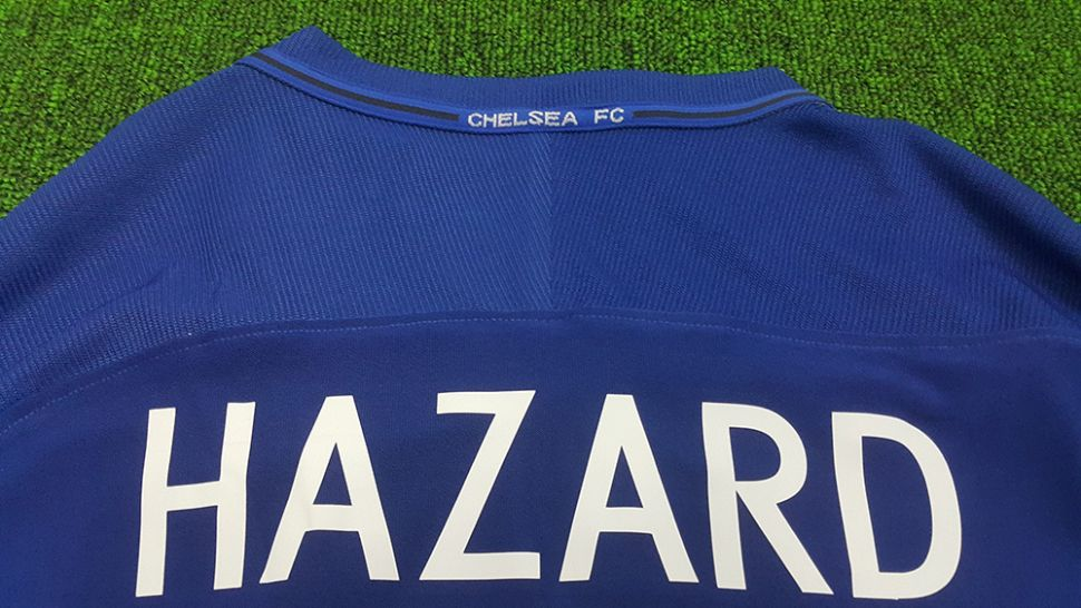 Áo đấu Hazard #10 Chelsea FA Cup final 2018 home shirt jersey blue