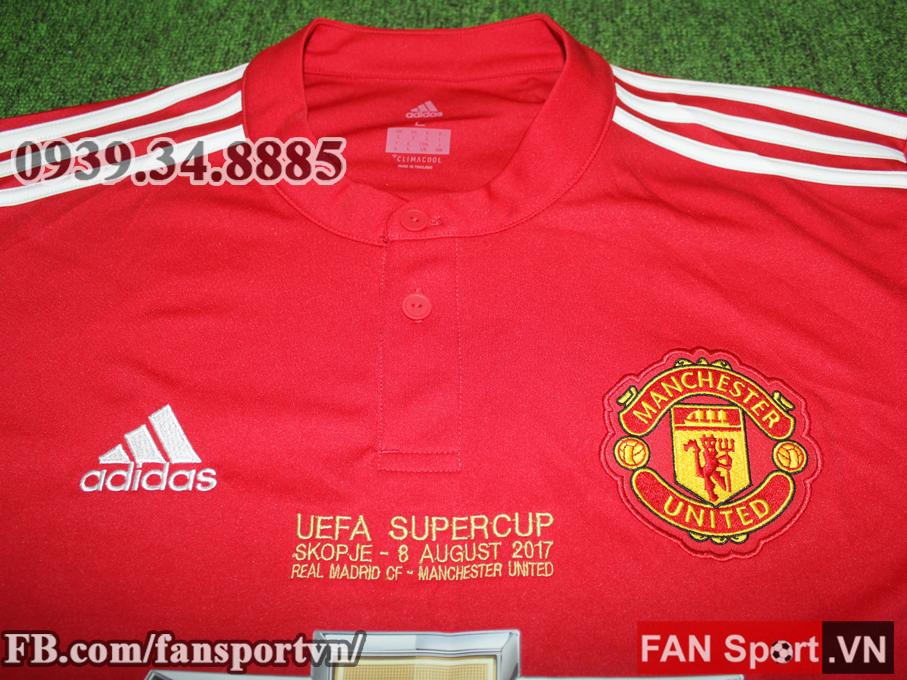 Áo đấu Herrera #21 Manchester United UEFA Super cup 2017 home shirt