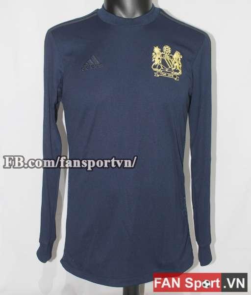 Áo đấu retro Manchester United 1968 special edition jersey blue