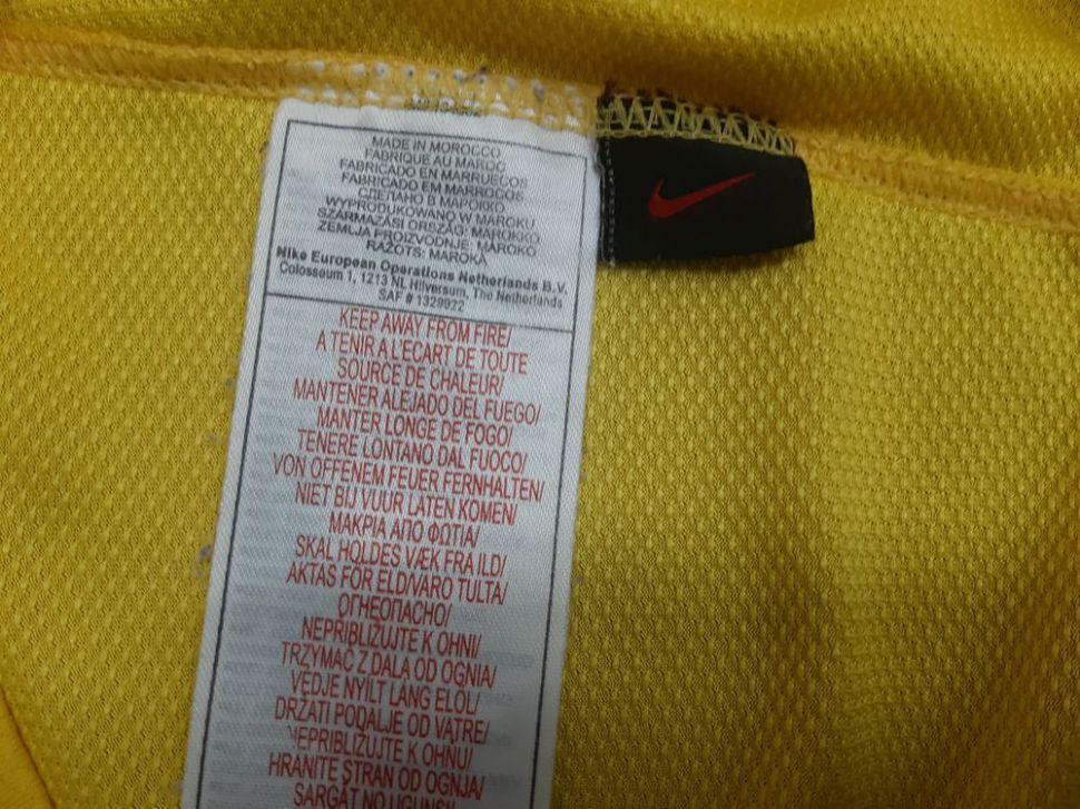 Áo GK Manchester United FA Cup Final 2006-2007 home goalkeeper shirt