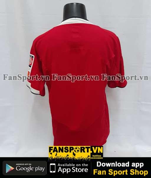 Áo Manchester United Community Shield 2004 home shirt jersey red 2006