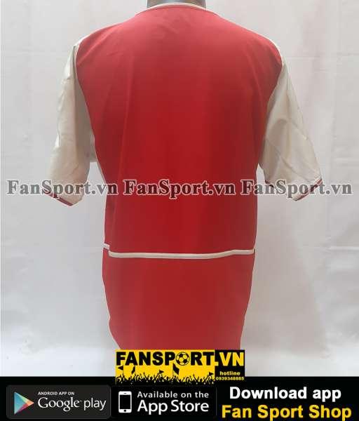 Áo đấu Arsenal FA Cup Final 2003 home shirt jersey red 2002 2004