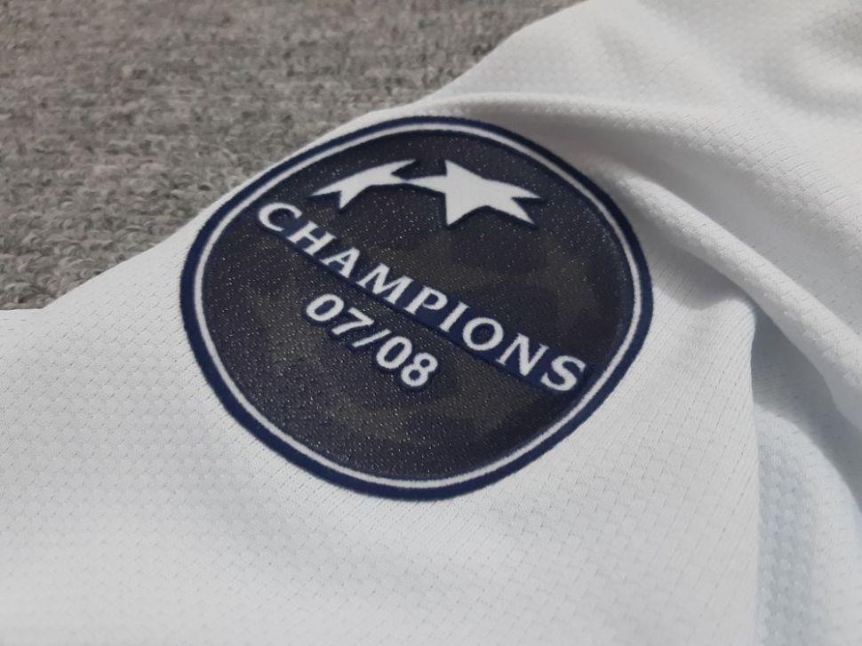Áo đấu Manchester United Champion League Final 2009 away shirt jersey