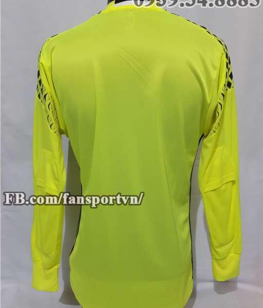 Áo thủ môn Manchester United 2016-2017 third goalkeeper shirt yellow