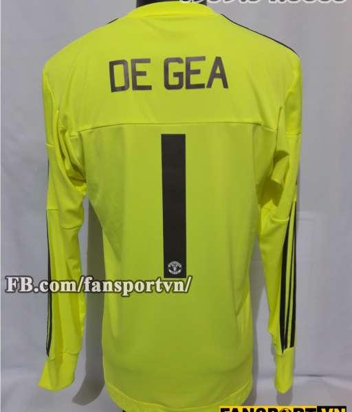 Áo De Gea #1 Manchester United FA Cup Final 2016 away goalkeeper