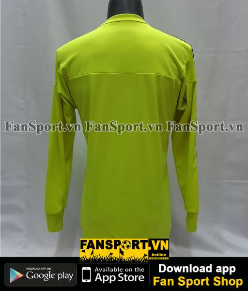 Áo Manchester United FA Cup final 2016 shirt goalkeeper yellow 2015 GK