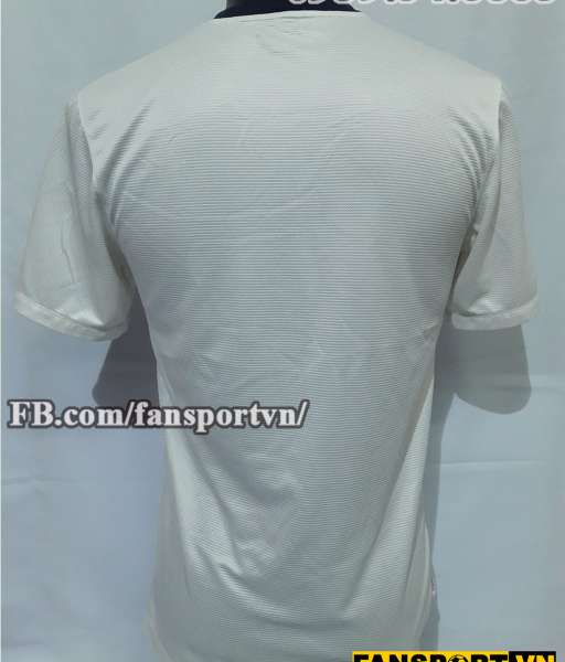 Áo đấu England 2012-2014 home shirt jersey white