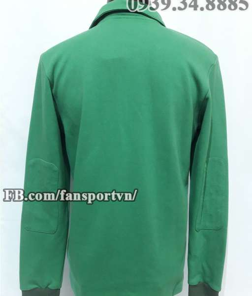 Áo thủ môn Manchester United FA Cup Final 1985 home goalkeeper green