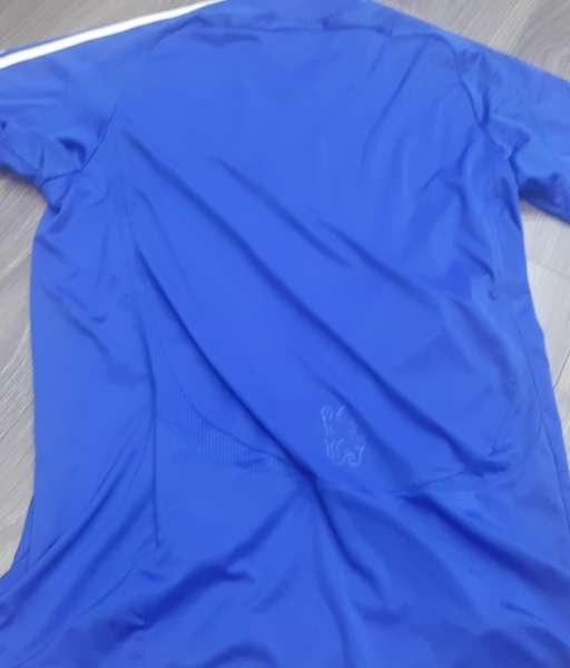 Áo đấu chữ ký Drogba Chelsea FA Cup final 2007 home shirt jersey blue