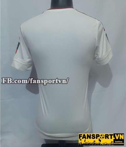 Áo đấu Manchester United Fa Cup Final 2016 away shirt jersey white