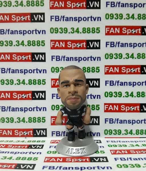 Tượng Alex Costa Chelsea 2008-2009 away microstar MC12105