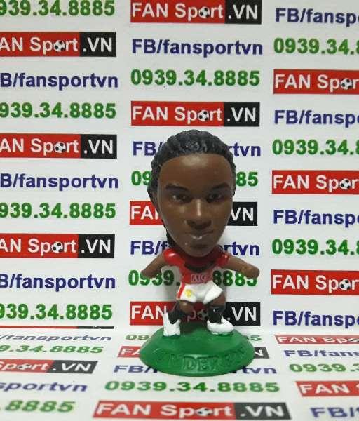 Tượng Anderson Manchester United 2009-2010 home - microstars MC12498