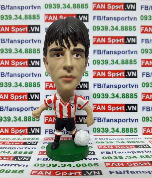 Tượng Bittor Alkiza Athletico Bilbao 1998-1999 home corinthian SP004