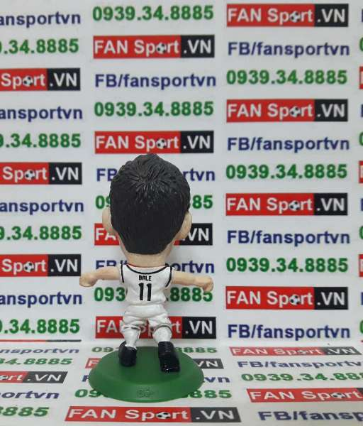 Tượng Gareth Bale Real Madrid 2013-2014 home - soccerstarz SOC421