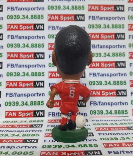Tượng Phil Babb Liverpool 1995-1996 home - corinthian PL206