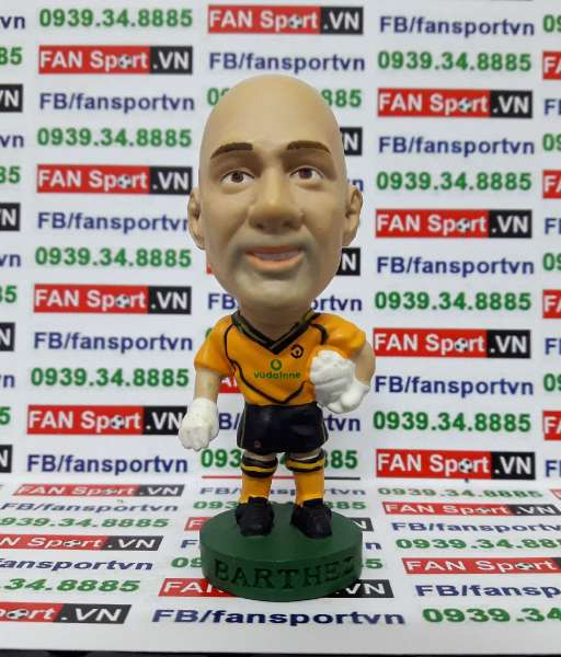 Tượng Barthez Manchester United 2000-2001 third corinthian PRO352