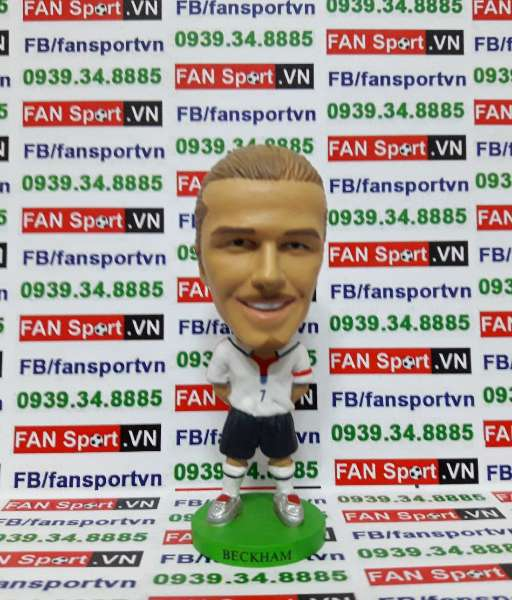 Tượng David Beckham England 2003-2005 home prostar fan favorites