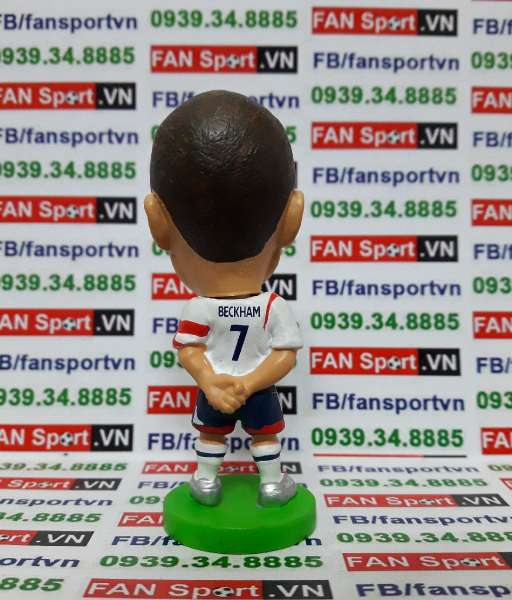 Tượng David Beckham England 2005-2007 home prostar fan favorites PR102