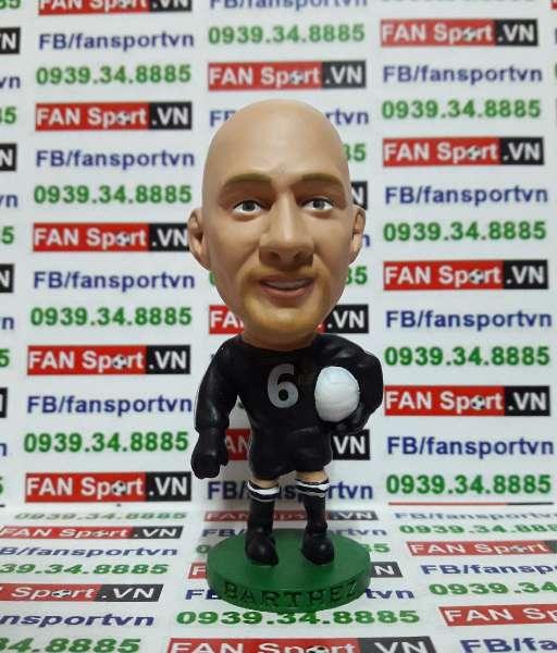 Tượng thủ môn Fabien Barthez France home - corinthian PRO007