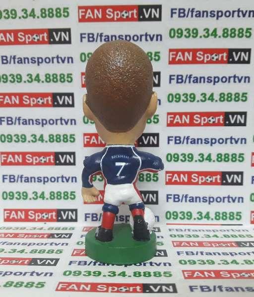 Tượng Beckham Manchester United 2000-2001 third repaint corinthian