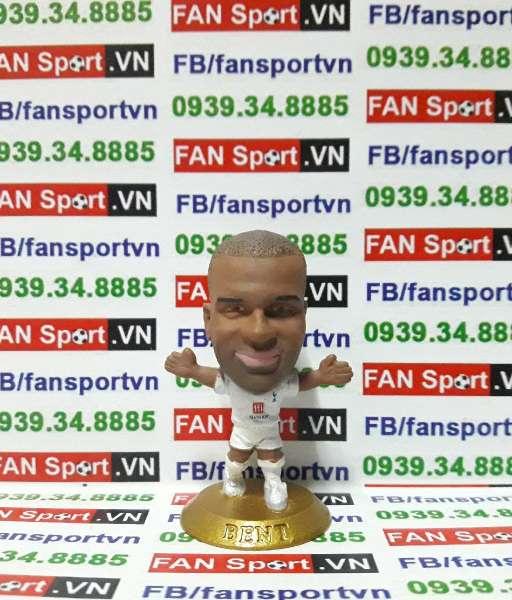 Tượng Darren Bent Tottenham 2007-2008 home - microstar MC11197
