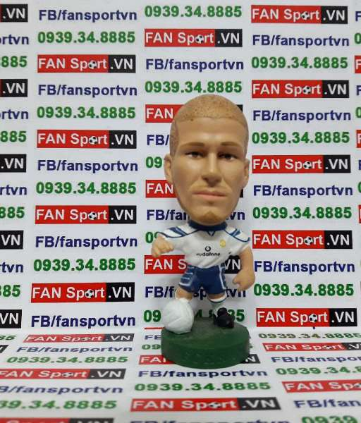 Tượng David Beckham Manchester United 2000-2001 away corinthian PRO354