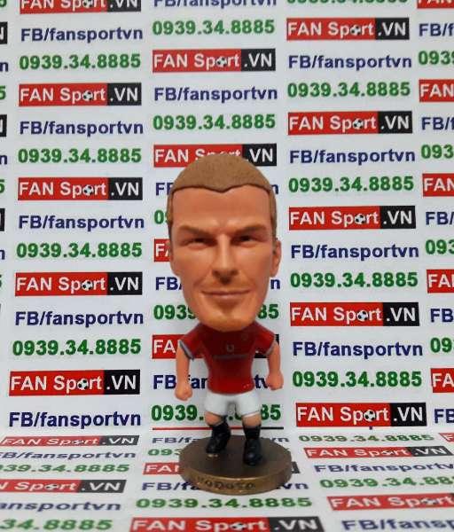 Tượng David Beckham Manchester United 2000-2002 home - kodoto