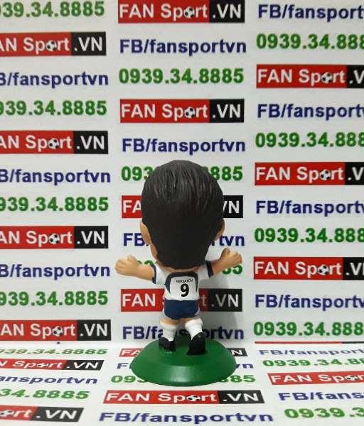 Tượng Dimitar Berbatov Tottenham 2007-2008 home - microstar MC9301