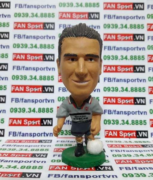 Tượng Eric Cantona Manchester United 1995-1996 away - corinthian