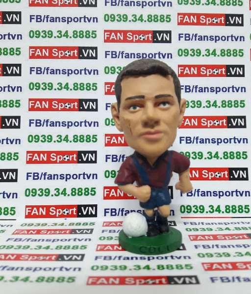 Tượng Phillip Cocu Barcelona 2000-2001 home - corinthian PRO257
