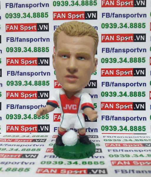 Tượng Dennis Bergkamp Arsenal 1998-1999 home - corinthian PRO048