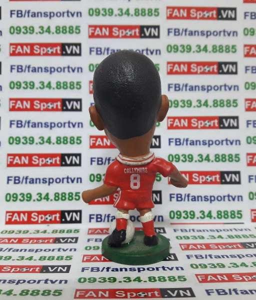 Tượng Stan Collymore Liverpool 1995-1996 home - corinthian PL86