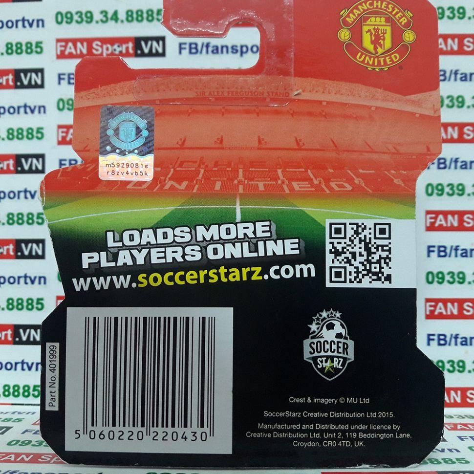 Tượng David De Gea Manchester United home 2014-2015 - soccerstarz