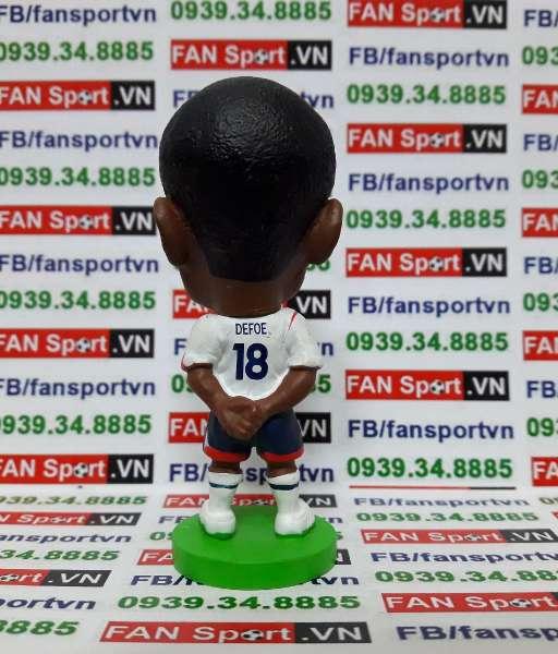 Tượng Jermain Defoe England 2005-2007 home prostar fan favorites PR106