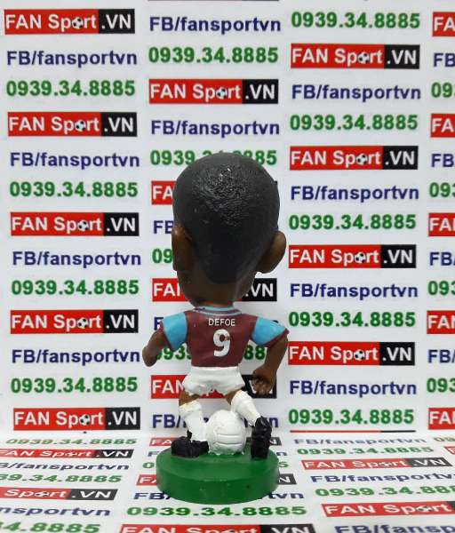Tượng Jermain Defoe West Ham 2001-2003 home - corinthian PRO689