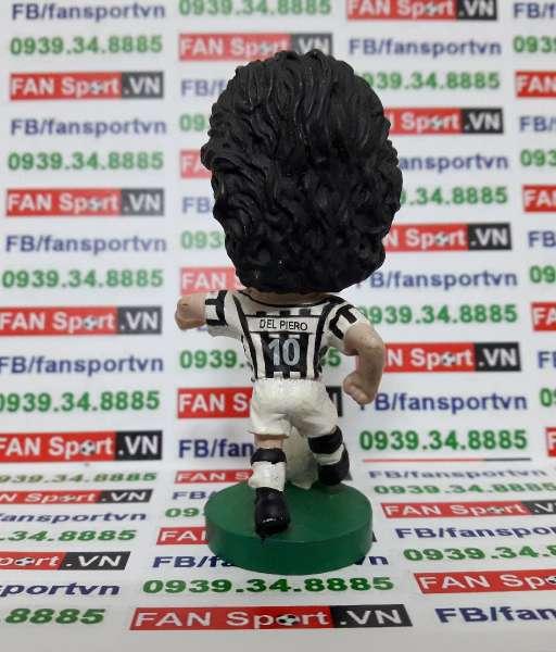 Tượng Alessandro Del Piero Juventus 2001-2002 home corinthian PRO622