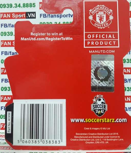 Tượng Memphis Depay Manchester United 2016-2017 home - soccerstarz